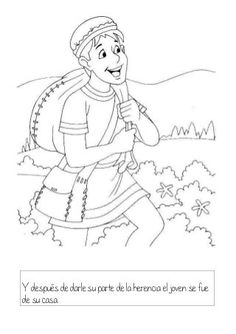 Many Bible pictures and ready-to-print coloring pages to