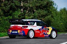 Citroen DS3 WRC Picture #13, 2011
