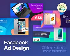 Znalezione obrazy dla zapytania ad facebook design