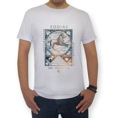 LEÃO | THE CREATIVE  #tees #t-shirt #astrology #astrologia #zodiac #zodíaco #sky #céu #art #leão #leo