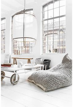Stropní lampa Z1 Cotton cover 95 cm | Nordic Day