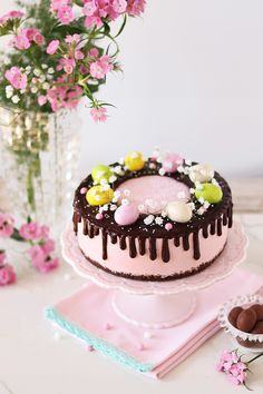 Cupcake Party, Cupcake Cakes, Easter Lunch, Sweet Corner, Modern Cakes, Torte Cake, Sweet Bakery, Bakery Cakes, Easter Recipes