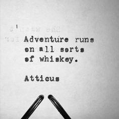 @atticuspoetry  #poems #adventure #findyourwild