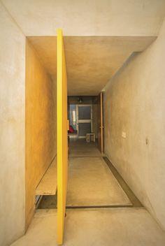 TACO Taller de Arquitectura Contextual, Leo Espinosa · Casa Gabriela - Carlo Scarpa / Alhambra / Passive cooling solution