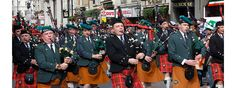 Pop Quiz: Where was the first St. Patrick's Day parade, Dublin, London or New York?