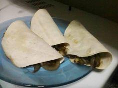 Quesadillas vegetarianas