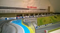 Page 10 of 13 - Westflinge Racepark; a routed track design - posted in Tracks & Scenery: Thank you for the nice words, it's alway nice to know people like the things your doing..@quintela; thats what this forum is all about; sharing and using ideas, so I dont mind.@Bas; yes its going to be the 4th or 5th pit building I am going to build, so this one must be perfect when finished.And yes flemming I can spend all day up there...Yesterday I made a prototype for the lampposts I am goin......