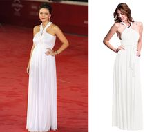 Maternity Monday Pregnant Maggie Gyllenhaal Convertible Wedding Dresses Dress Gowns