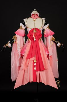 Cosplay Outfits, Anime Outfits, Dress Outfits, Fashion Dresses, Cute Outfits, Hanfu, Anime Cosplay, Lolita Cosplay, Anime Dress