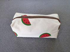 Watermelon pencil bagpencil casezipper pouchBack to by GoodChic