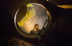Катафилы – пираты парижских катакомб фото
