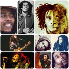 Nesta Robert Marley aka the LEGEND Bob Marley ❤️