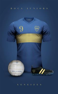 Las camisetas de los equipos argentinos en versión retro: ¿cuál te gusta más? - 21.02.2015