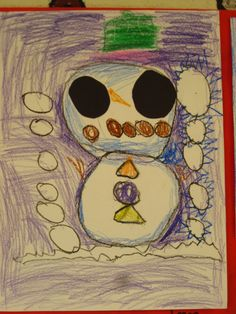 Lines, Dots, and Doodles: Kindergarten