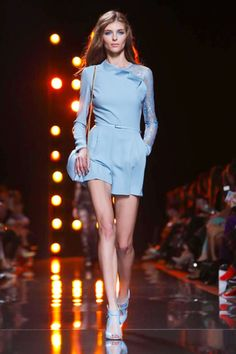 Elie Saab Ready To Wear Spring Summer 2015 Paris - NOWFASHION
