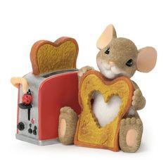 Enesco Charming Tails Heart Figurine, 2.5 by 2.25-Inch. #CharmingTails #Statue #Sculpture #Figurine #Decor #Gift #gosstudio .★ We recommend Gift Shop: http://www.zazzle.com/vintagestylestudio ★