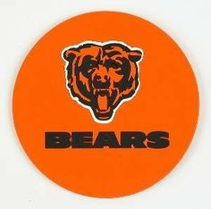 Chicago Bears Coaster Set - 4 Pack by Duck House Sports. $7.99. Heavy-duty vinyl. Non-slip surface. Set of 4. Official team logos and colors. Perfect for protecting your furniture, these heavy-duty vinyl coasters are sold in sets of four. Beautifully decorated with team logos and colors, these coasters feature a non-slip surface perfect for setting down your drinks.