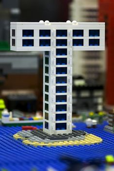 TwinLug LEGO City: Teen Titans HQ | Flickr - Photo Sharing!