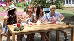 f(x) takes you behind-the-scene of their fun and delicious CF for Baskin Robbins