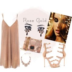 Untitled #2 by lejlahurtic on Polyvore featuring Sans Souci, Giuseppe Zanotti, Jimmy Choo and Kate Spade