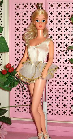 1975 Ballerina Barbie-my very first Barbie doll