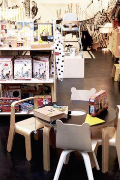 Smallable's Concept Store at 81 rue du Cherche Midi Paris 6ème #spring #2016