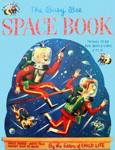 The Busy Bee Space Book