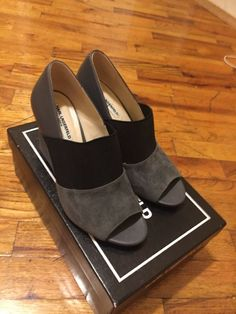 594143d1a921 Karl Lagerfeld black and white heels. Brand new never been worn, size 6