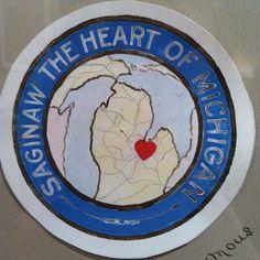 Deep in the heart of Saginaw, Michigan