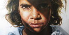 Retrato belas pinturas de Vincent Fantauzzo