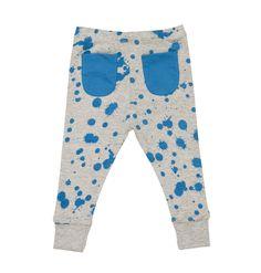 Splotch legging love for your kiddlywinx - via DTLL.