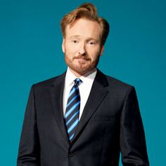 Celebrities Who Graduated From College - Conan O'Brien