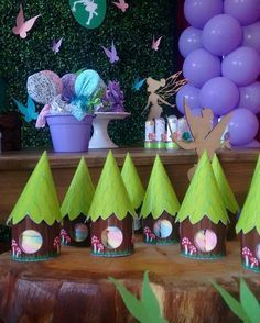 Chá de bebê com tema tinker Bell Mermaid Birthday Party Decorations Diy, Tinkerbell Party Theme, Fairy Birthday Party, Fête Peter Pan, Peter Pan Party, Combined Birthday Parties, 6th Birthday Parties, Festa Thinker Bell, Fairy Baby Showers