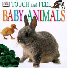 Touch and Feel: Baby Animals by Dorling Kindersley Publishing Staff (2003,...