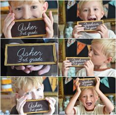 How to make chocolate bar chalkboards. These are so easy to make and are adorable. Click for tutorial.