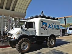 Kuhl Clothing's unimog by ConserVentures, via Flickr