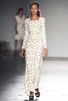 Andrea Incontri RTW Spring 2014 - Slideshow - Runway, Fashion Week, Reviews and Slideshows - WWD.com