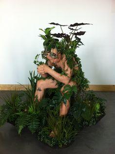 [RENDEZ-VOUS] À partir du 16 octobre / Gilles Barbier / Sculpture / Man Still / Jardin des Plantes  Quand la nature et l'art reprennent leurs droits !  Facebook : http://www.facebook.com/fiacparis Twitter : http://twitter.com/FIAC