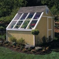 High Quality Arboretum x Solar Garden Shed Greenhouse Phoenix 10 ft. x 8 ft. Wooden Storage Sheds, Storage Shed Kits, Tool Storage, Extra Storage, Bungalows, Greenhouse Plans, Small Greenhouse, Aquaponics Greenhouse, Backyard Greenhouse