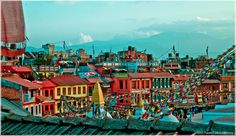 Mr. Mary is from here :) - Kathmandu