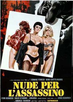 """Nude per l'assassino (Andrea Bianchi, 1975, """"Strip Nude for Your Killer"""")"""