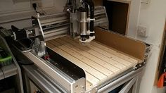 diy cnc router - YouTube