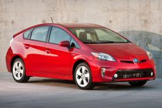 Best hybrids for the money - 2014 Toyota Prius