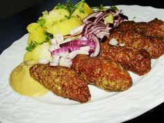 Slovak Recipes, Czech Recipes, Ethnic Recipes, Ground Meat Recipes, Main Meals, Tandoori Chicken, Bon Appetit, Entrees, Good Food