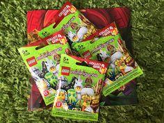 Lego minifigures 13