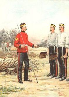 Advertisement PRE WAR (3) Toy Soldiers Britains Ref Set
