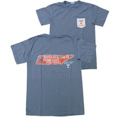 Tennessee Comfort Colors First Love Tee (Granite)