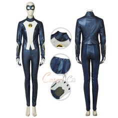 Item Number:dcthf015, Nora Allen Costume The Flash Season 5 Cosplay online sale! Get cheap D-C and Mar-vel costumes from cosercos.com