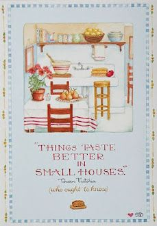 Cynthia's Cottage Design: Susan Branch and other favorite Cookbooks...