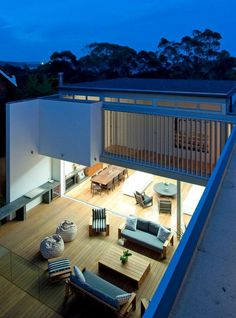 Architect: Bruce Stafford Architects  Location: Sydney, Australia  Project Team: Bruce Stafford, Anna Antoniades, Rachel Kayode  Structural Engineer: Northern Beaches Consulting Engineers  Landscaping Consultant: Nicholas Bray Landscapes & Richard Allen Landscapes  Contractor: Horizon Habitats  Quantity Surveyor: Heymann-Cohen  Photographs: Karl Beath  K3 House / Bruce Stafford Architects